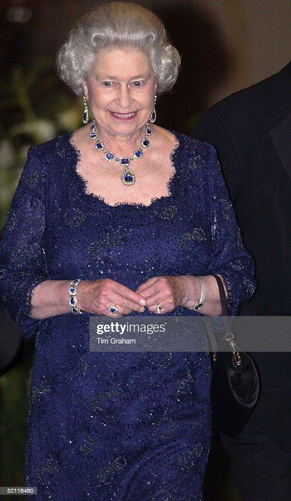 Queen Jewels At Ritz : News Photo