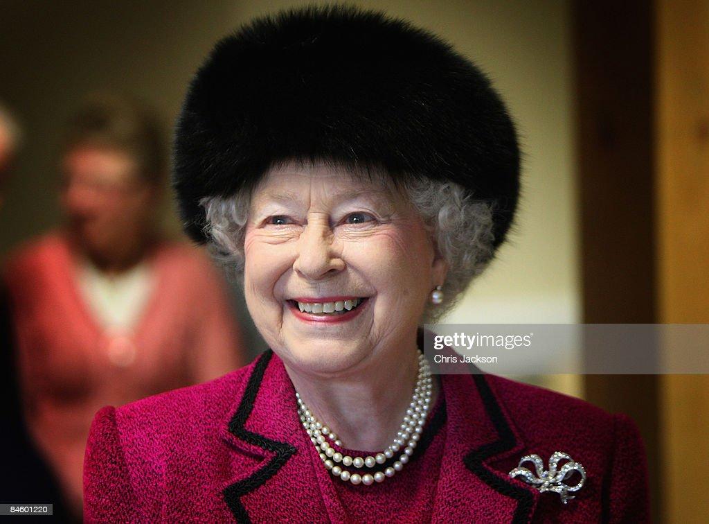 The Queen And Duke Of Edinburgh Open Carole Brown Health Centre : News Photo