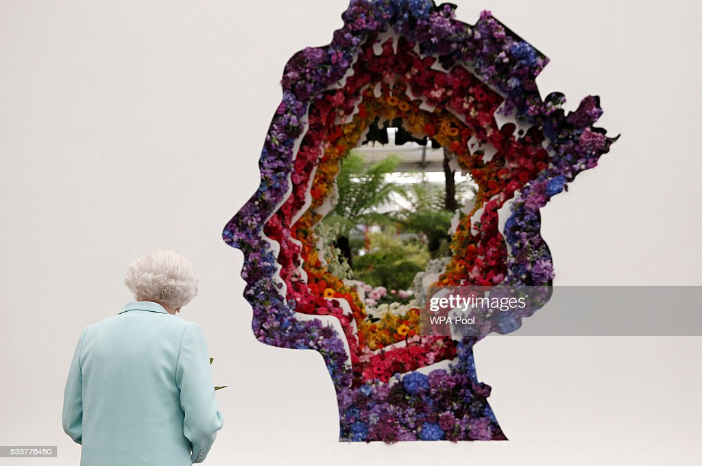 Chelsea Flower Show - Press Day 2016 : News Photo