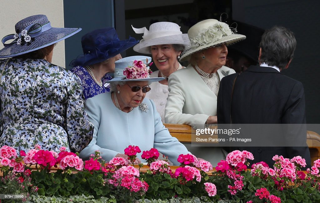 Royal Ascot - Day Two - Ascot Racecourse : News Photo