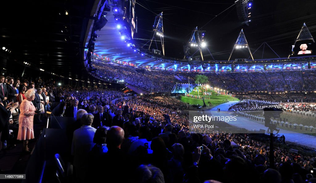 2012 Olympic Games - Opening Ceremony : News Photo