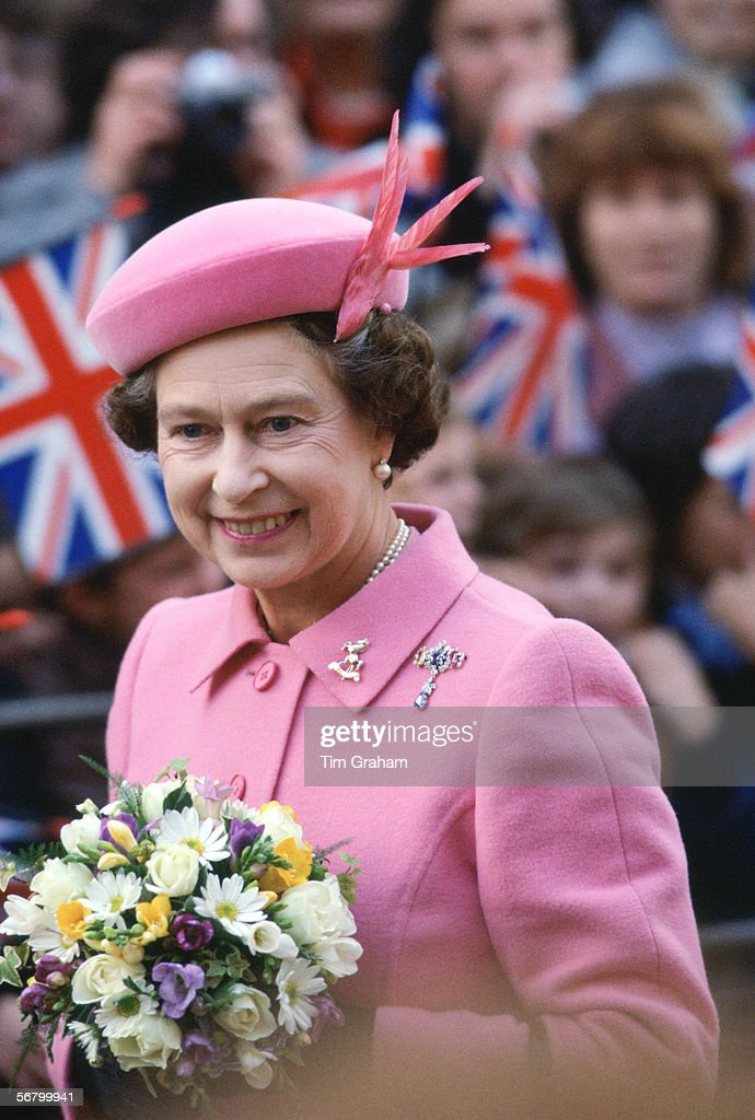 Queen Kent Walkabout : News Photo