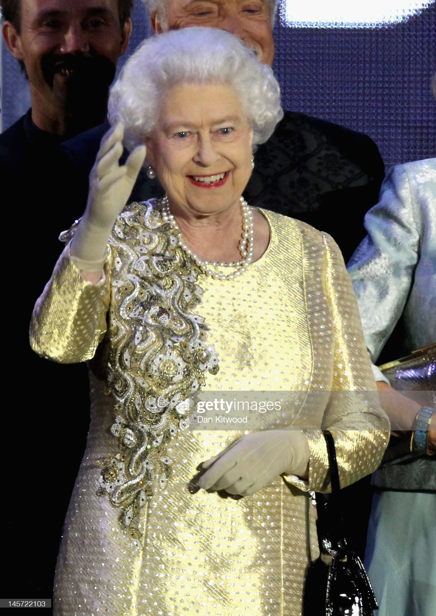 Diamond Jubilee - Buckingham Palace Concert : News Photo