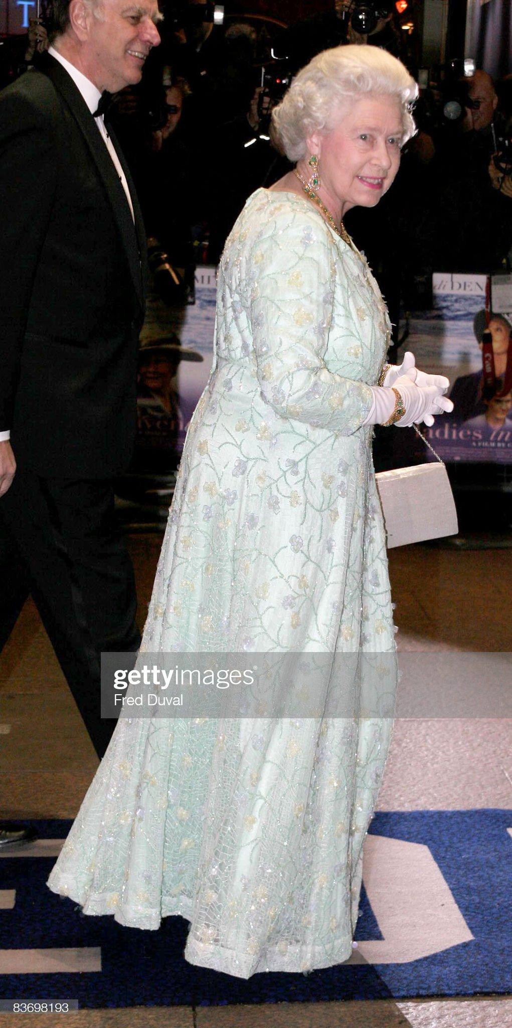 """""""Ladies in Lavender"""" - Royal Film Premiere : News Photo"""