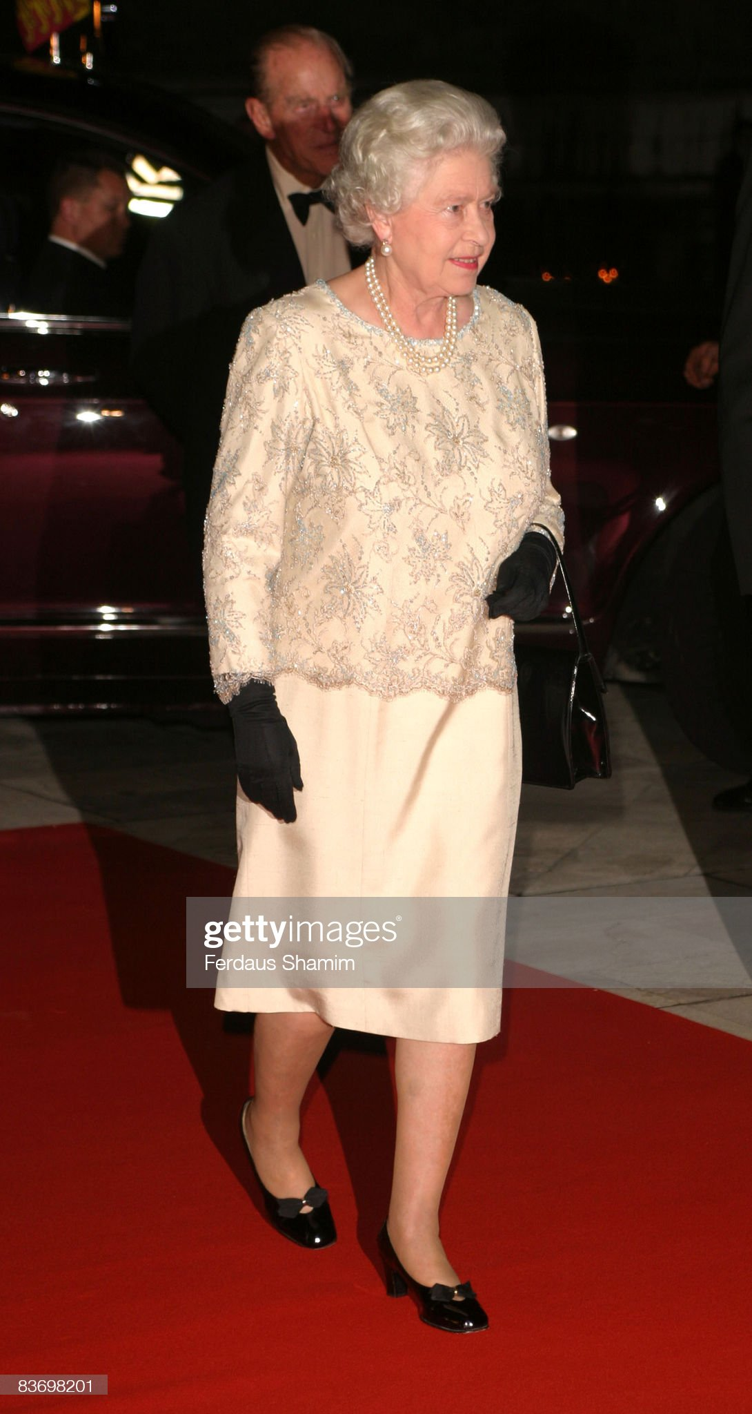 ITV�s 50th Anniversary Royal Reception - Outside Arrivals : News Photo