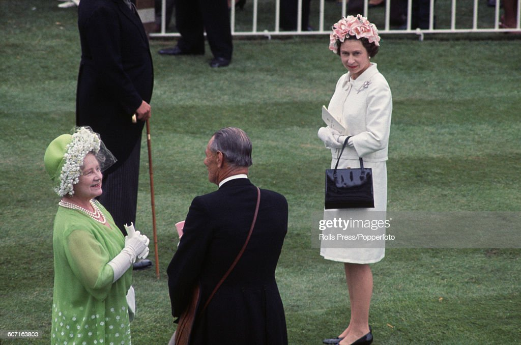 Royal Visit To Ascot : News Photo