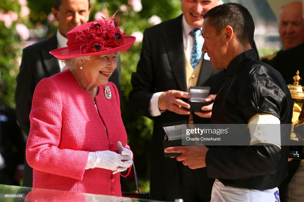 Royal Ascot 2018 - Day 3 : Foto di attualità
