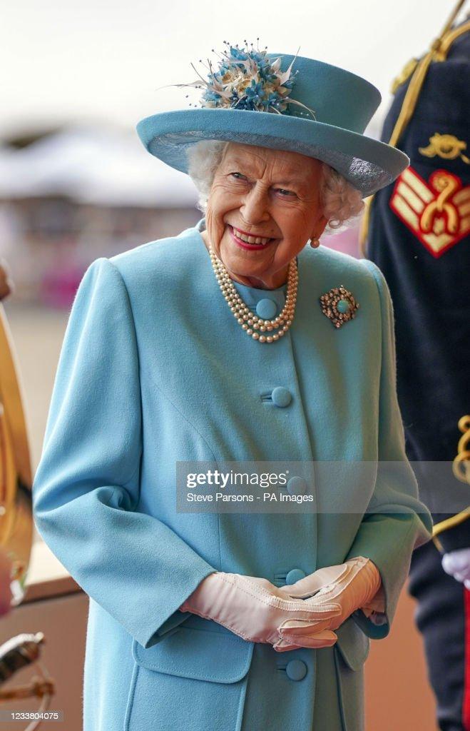 Royal Windsor Horse Show 2021 : News Photo