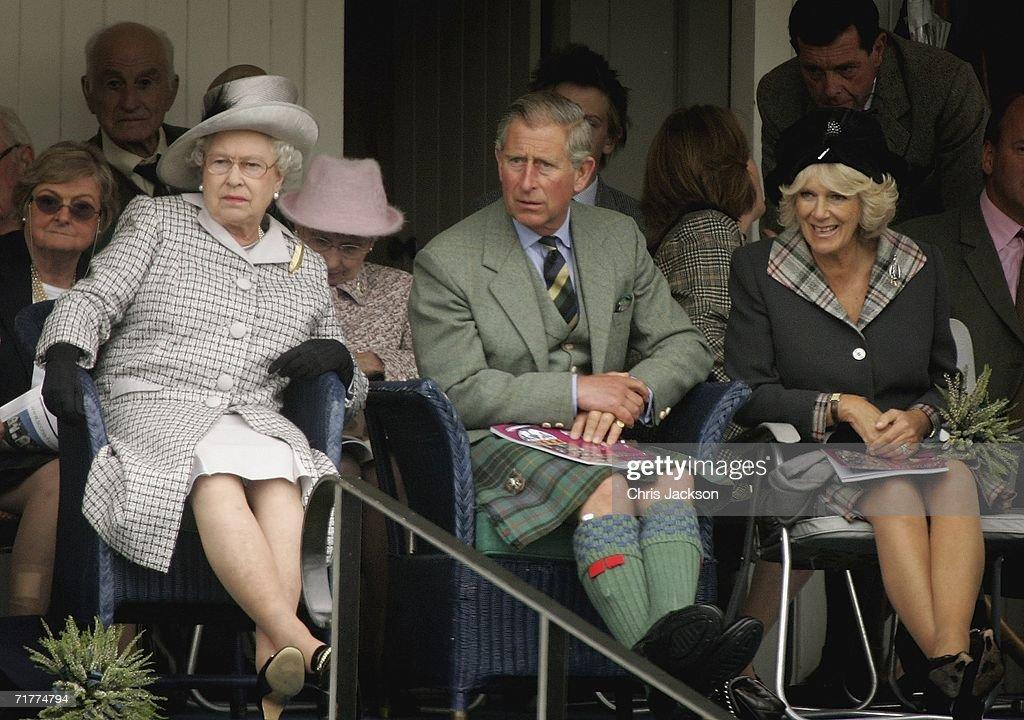 Braemar Highland Gathering : News Photo