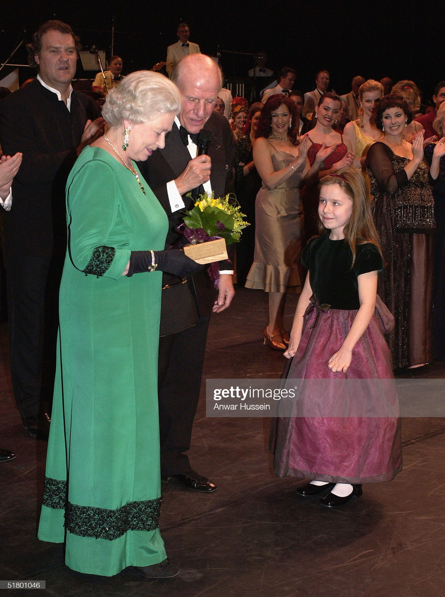 Royals Attend Gala At The Wales Millennium Centre : News Photo