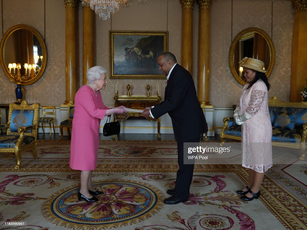 Private Audiences With The Queen 2019 : News Photo