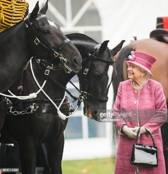 Queen Elizabeth Ii Pictures and Photos