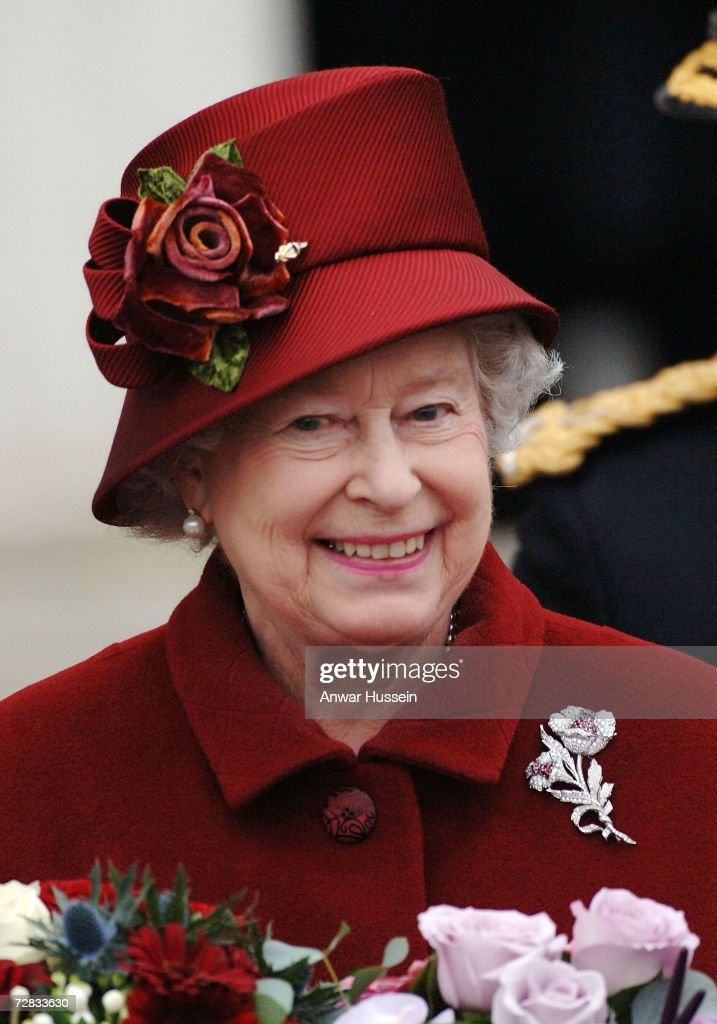 Royals Attend Sovereign's Parade Sandhurst : News Photo