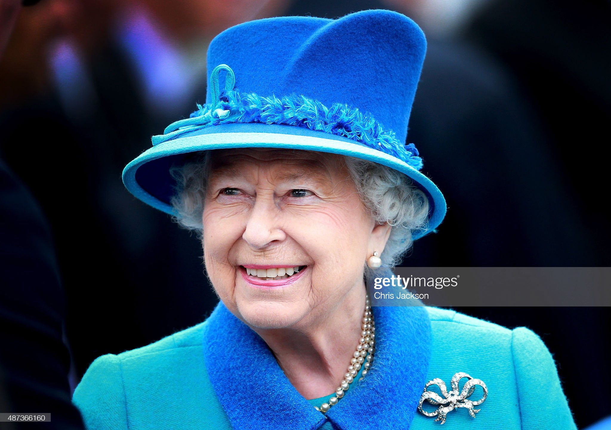 Queen Elizabeth II Becomes Britain's Longest Reigning Monarch : News Photo