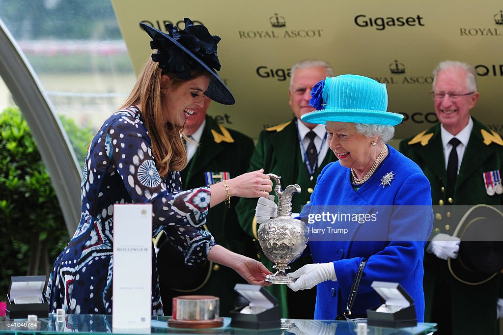 Royal Ascot 2016: Day Five : News Photo