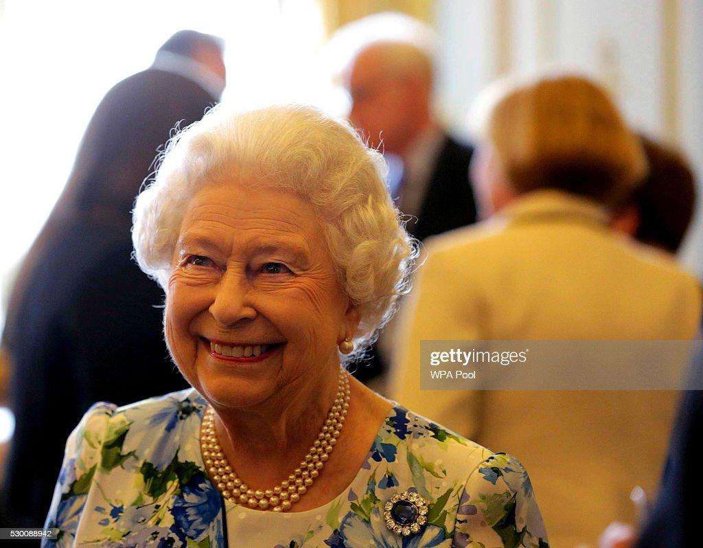 Parliamentary Address At Buckingham Palace : News Photo