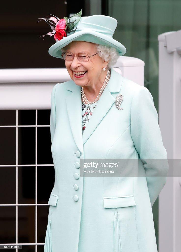 2021 Royal Ascot - Day Five : News Photo
