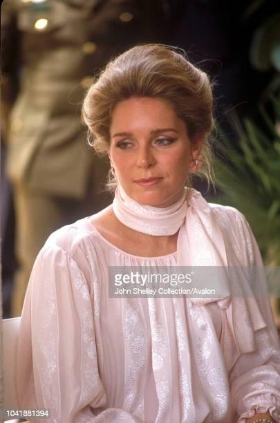 Queen Elizabeth II State visit to Jordan Queen Noor of Jordan 27th March 1984