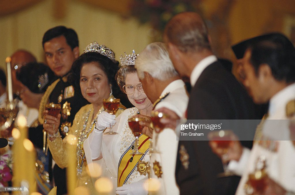 Banquet In Malaysia : News Photo