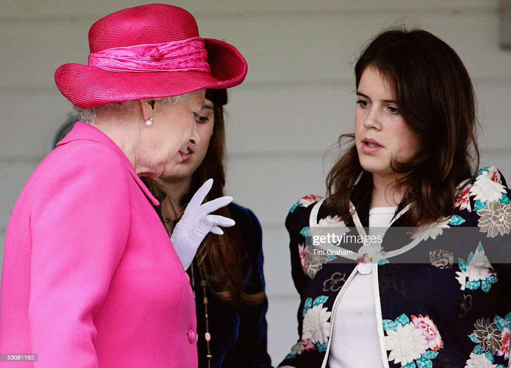 Royals at Guards Polo Club : News Photo