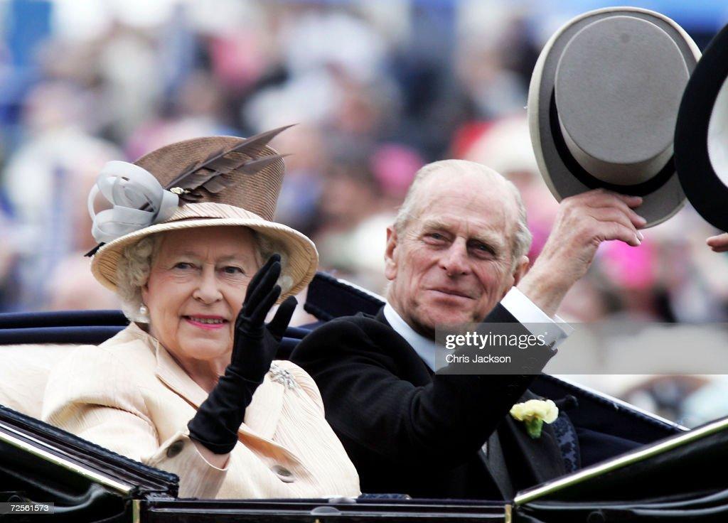 Royal Ascot 2005 - Ladies Day : News Photo