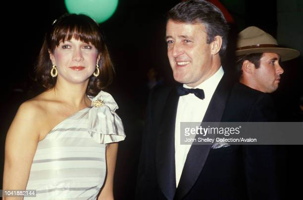 Queen Elizabeth II Tour of Canada Brian Mulroney Prime Minister of Canada Mila Mulroney 24th September 1984