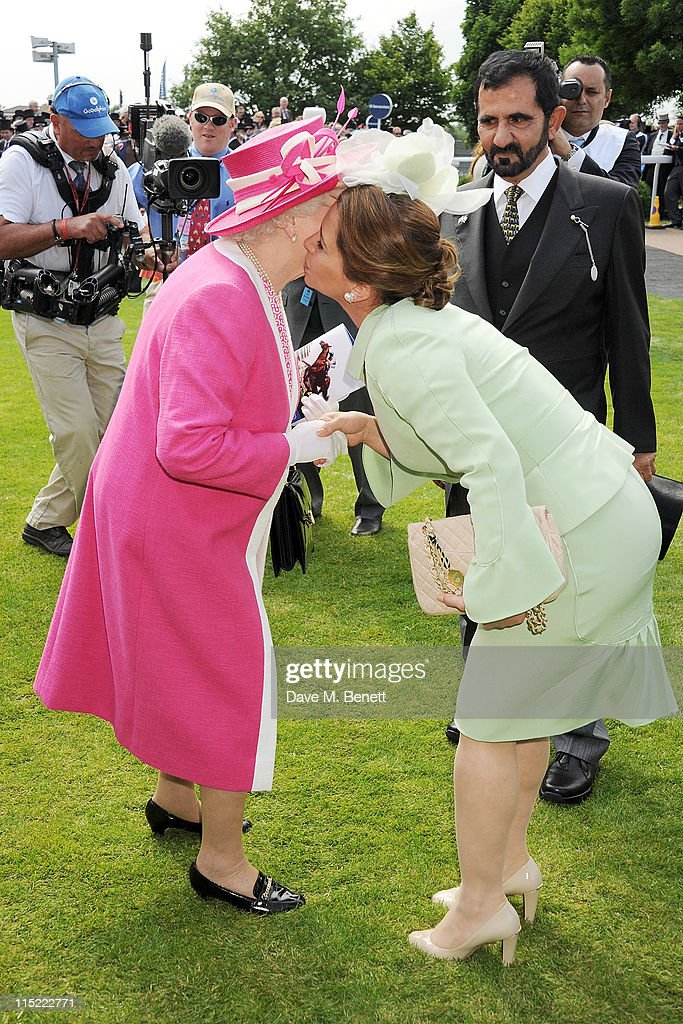 Investec Derby Day At The Investec Derby Festival