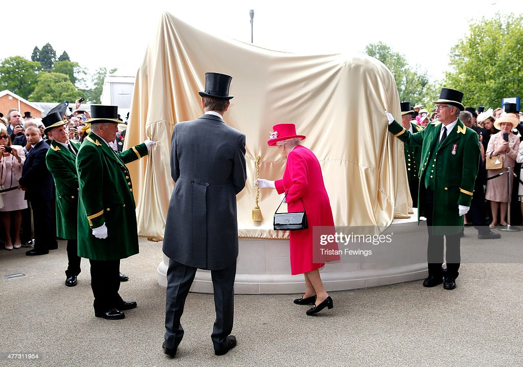 Royal Ascot 2015 - Day 1 : News Photo