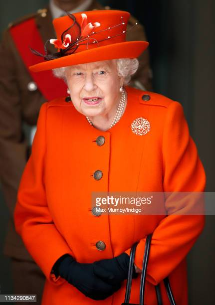 Queen Elizabeth II visits the Science Museum to announce its summer exhibition, Top Secret, and unveil a new space for supporters, to be known as the...
