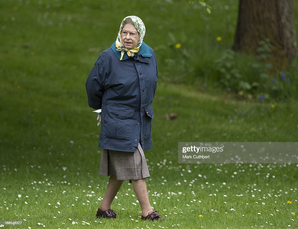 Royal Windsor Horse Show - Day 4 : News Photo