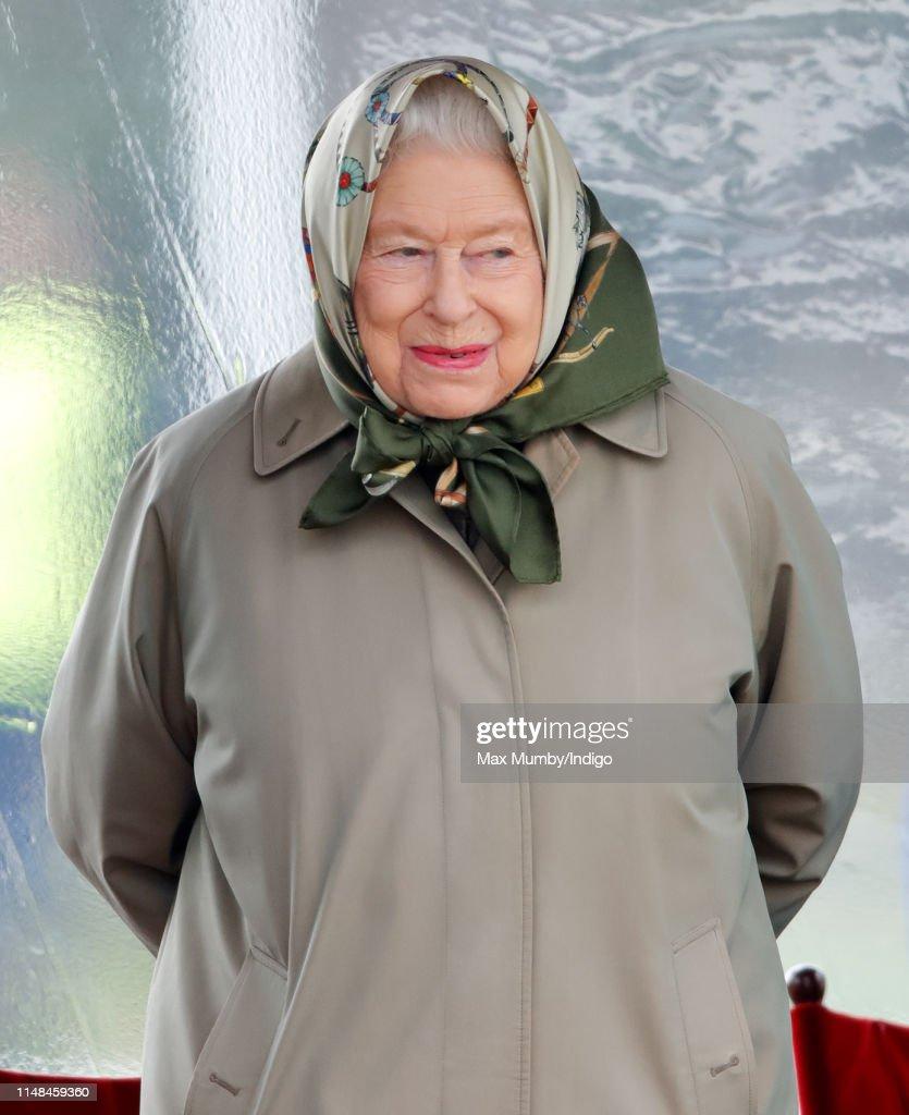 Royal Windsor Horse Show 2019 : News Photo