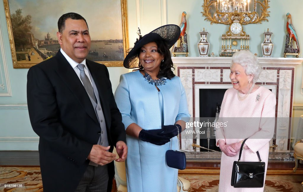 Private Audiences With The Queen At Buckingham Palace