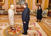 london england queen elizabeth ii with