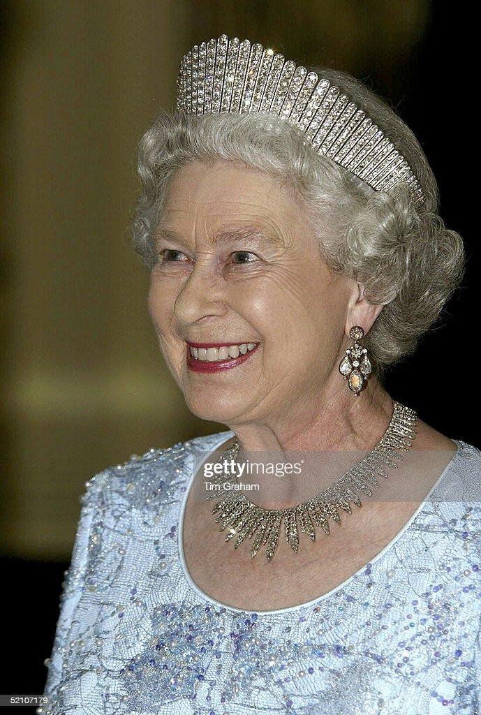 Queen Banquet Jamaica : News Photo
