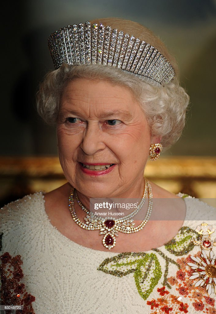The Queen's State Visit To Turkey : News Photo