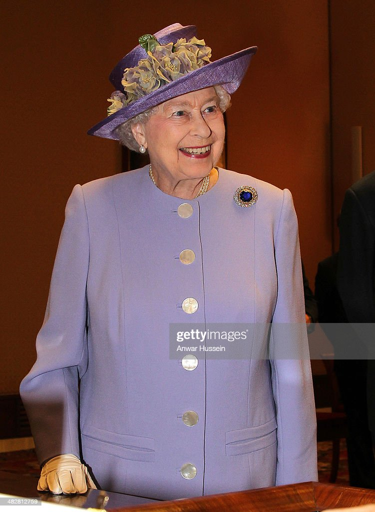 The Queen And Duke Of Edinburgh Visit Rome And The Vatican City : News Photo