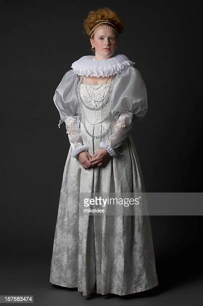 queen elizabeth - victorian style stock pictures, royalty-free photos & images