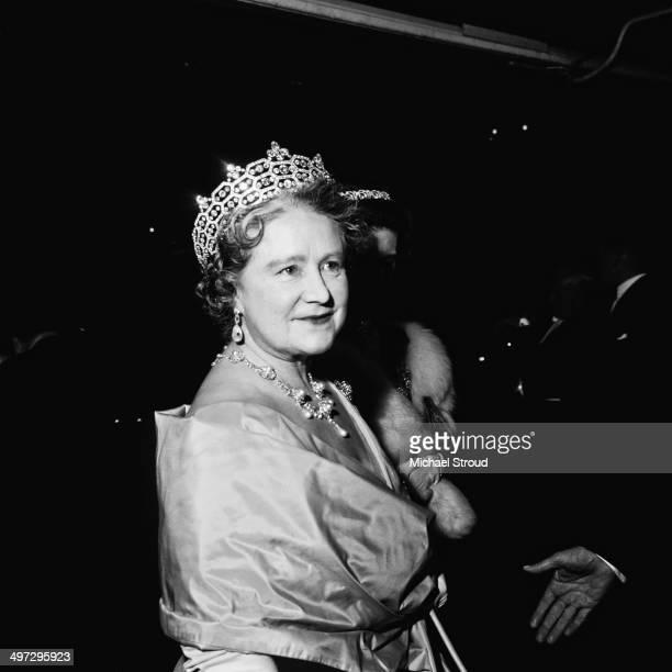 Queen Elizabeth, the Queen Mother , UK, 19th November 1964.