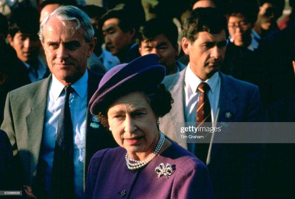 Queen Shea China : News Photo