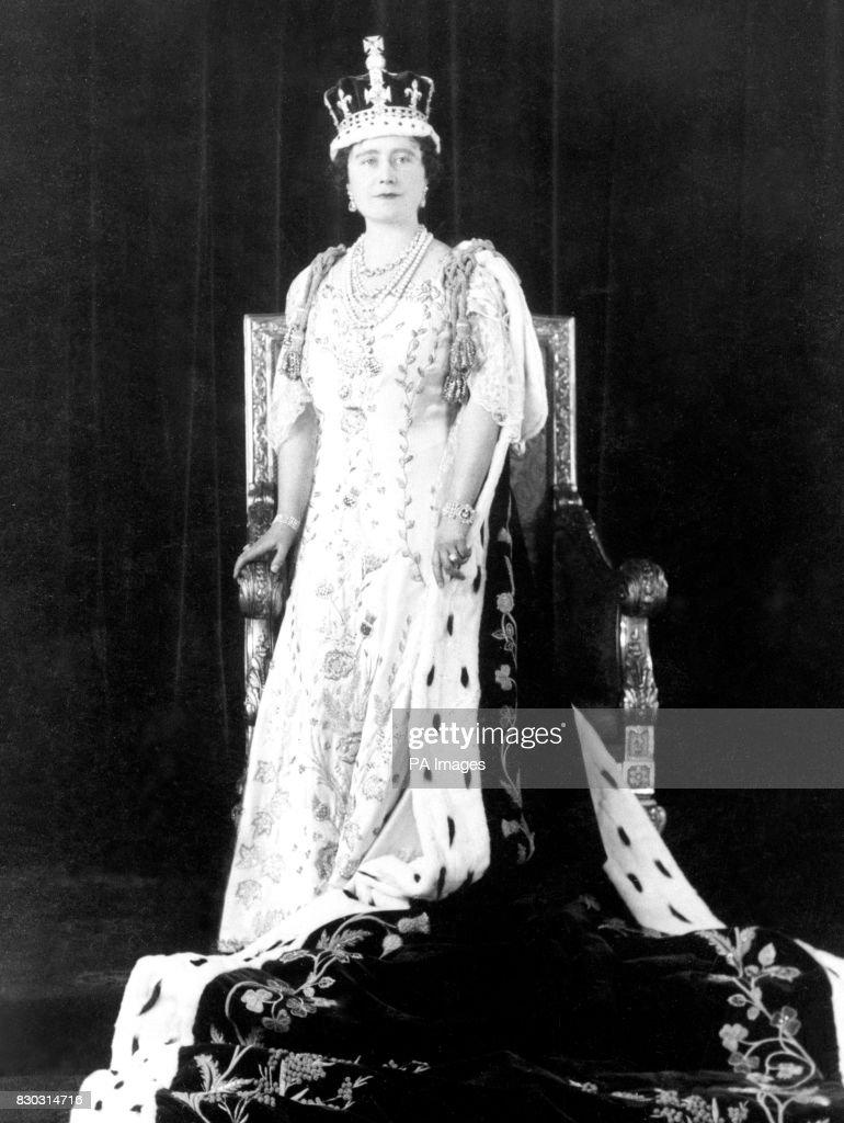 Royalty - Coronation of King George VI - London : News Photo