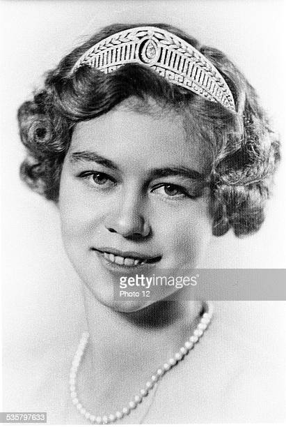 Queen Frederika of Greece, , Née Frederika of Hanover, Married Paul I , King of Greece , in Athens, January 9, 1938.