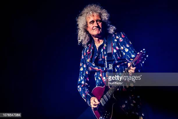 Queen guitarist Brian May has just released his new single 'New Horizons' on January 2019 The track is May's first solo single in more than 20 years
