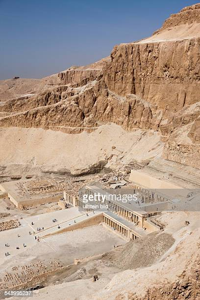 Queen Hatshepsut Temple, Luxor, Egypt