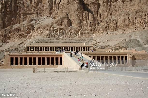 Queen Hatshetsup's temple
