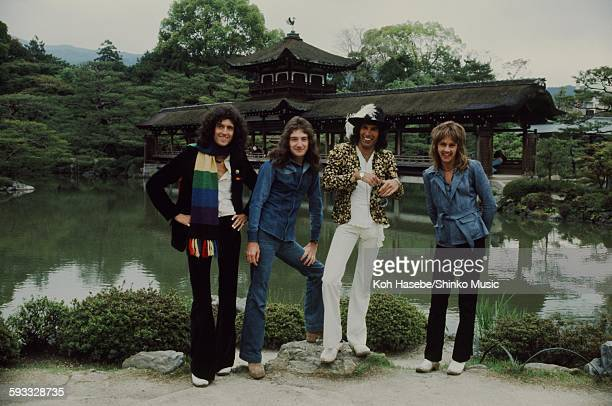 Queen in Kyoto Kyoto April 22 1975
