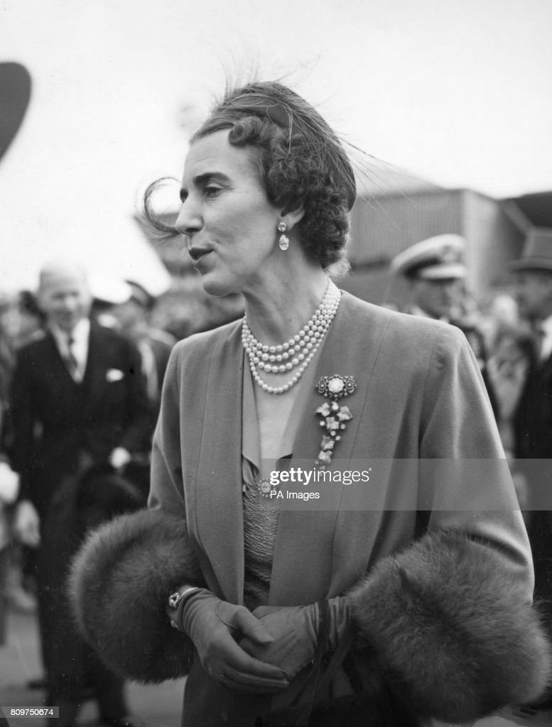 Royalty - Queen Ingrid and King Frederik State Visit to Britain - London : News Photo