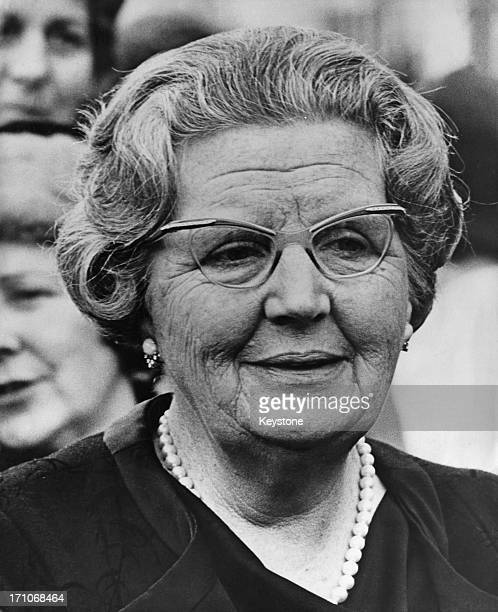 Queen Juliana of the Netherlands April 1971