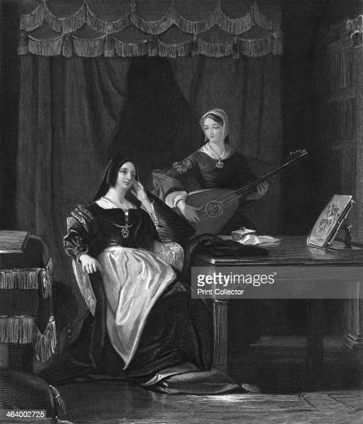 Queen Katherine Queen Consort of Henry VIII of England Portrait of Catherine of Aragon