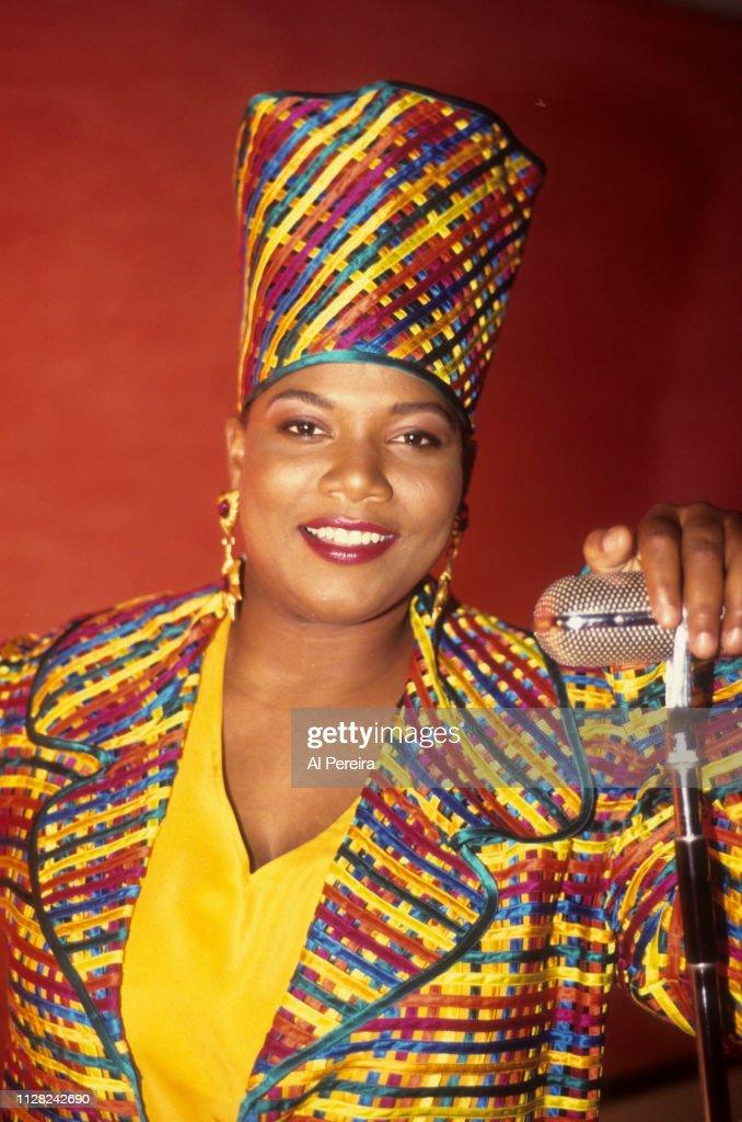 Queen Latifah... : News Photo