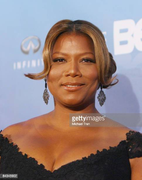 Queen Latifah arrives to the 2nd Annual BET Honors held at the Warner Theatre on January 17 2009 in Washington DC